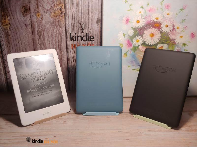 Máy đọc sách Kindle Paperwhitr 4 - Basic 10th 2019