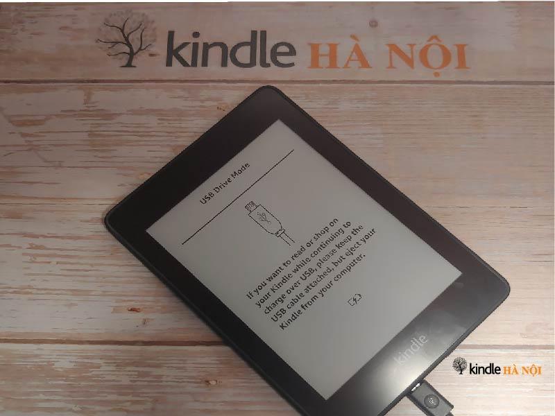 Hướng dẫn tạo tài khoản Kindle (Account Kindle) và copy/tải sách vào máy đọc sách (Phần 2)