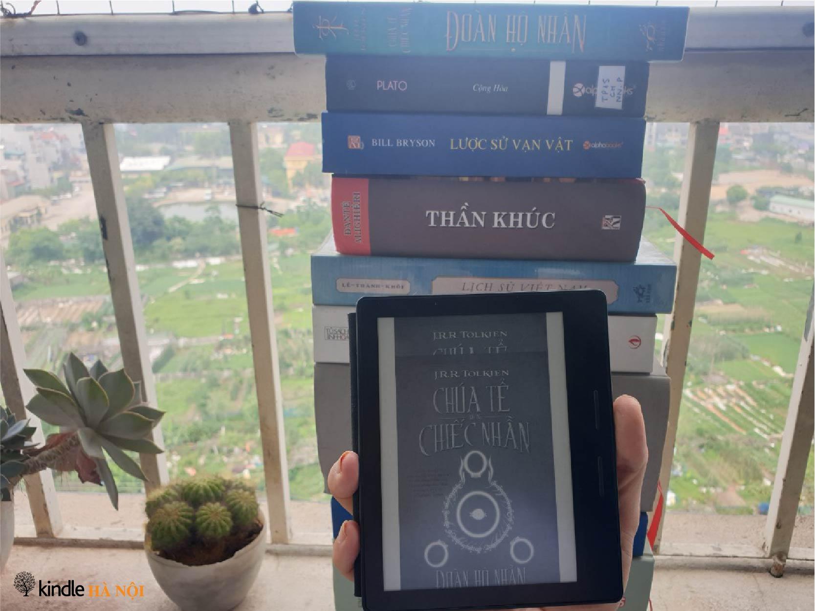 Máy đọc sách là gì, tại sao nên chọn máy đọc sách