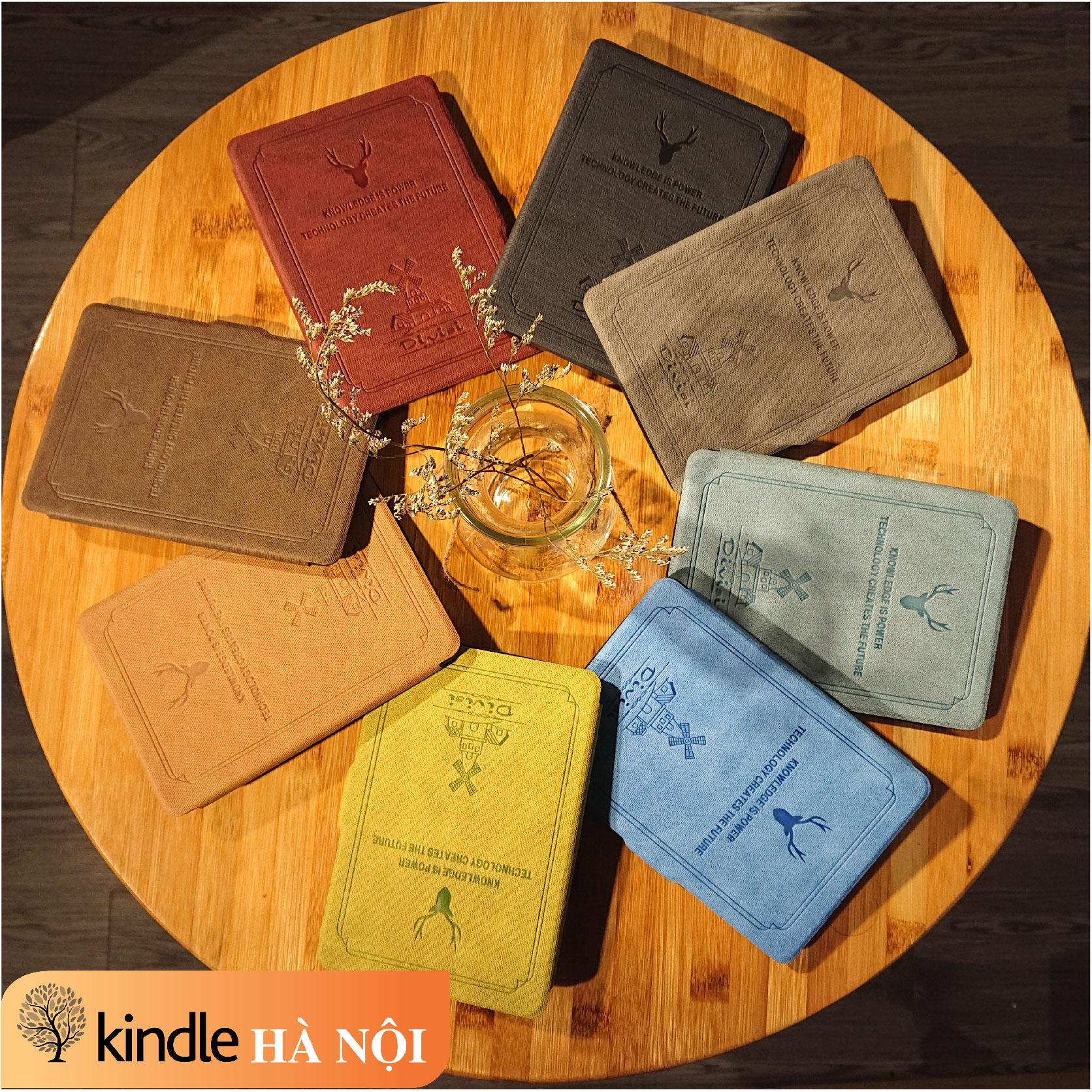 Cover máy đọc sách Kindle Basic 8th và 10th