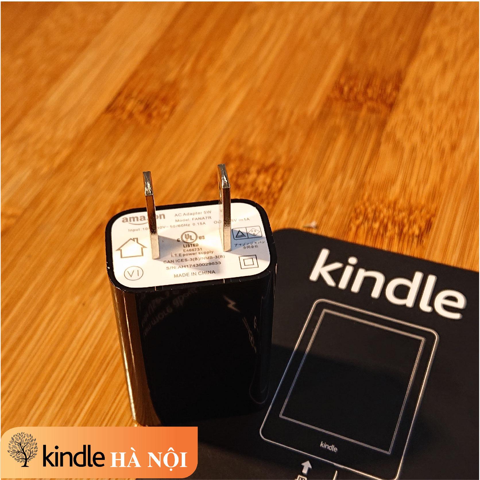 Củ sạc chính hãng Amazon cho máy đọc sách Kindle