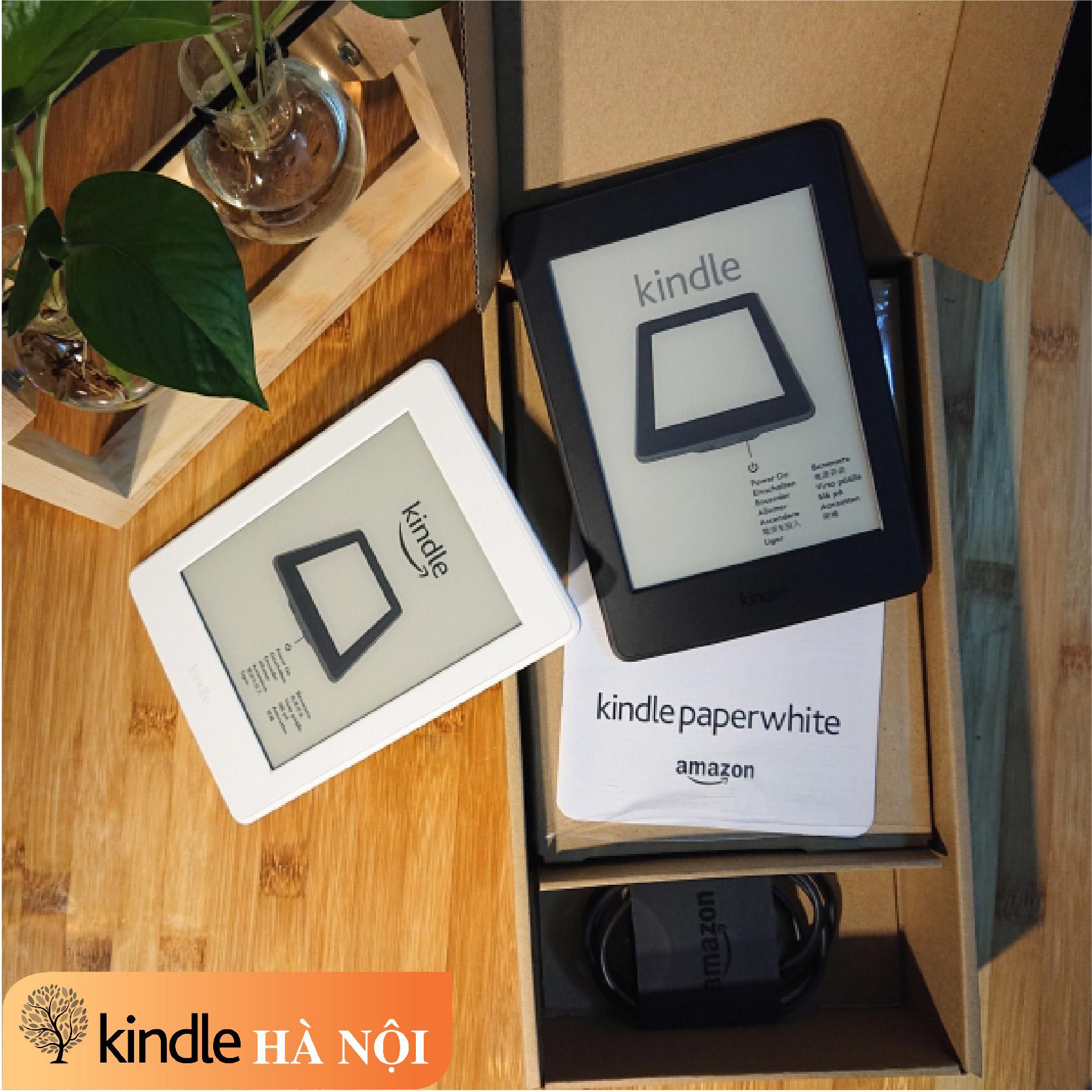 Máy đọc sách Kindle Paperwhite Gen 3 PPW3 – New 100% (Refurbished)