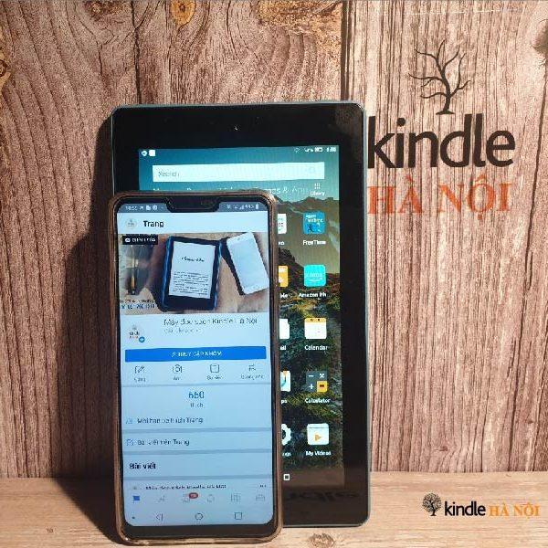 Máy tính bảng Kindle Fire HD - kindlehanoi.vn