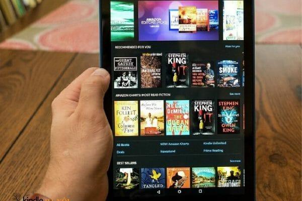 Amazon Kindle Fire - Kindlehanoi,vn