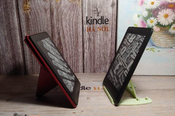 Máy đọc sách Kindle Voyage - Kindlehanoi.vn